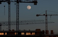 Májusra az építőipart is utolérte a koronavírus: 20 százalékkal zuhant be az ágazat