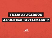 Facebook: Blocking Hungarian politicians is a simple technical mistake, but it has already passed