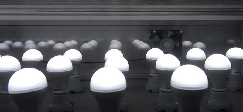 Személyes adatokért cserébe jár LED izzó az újbudaiaknak