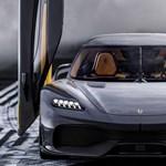 3 hengeres és 1700 lóerős 4 személyes sportkocsival sokkol a Koenigsegg