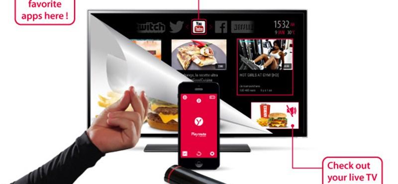 Egy csettintéssel eltüntetheti a reklámokat a TV-ből