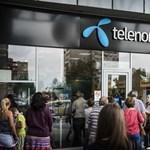 A Telenor nem bírta az áremelés ellen jelentkezők rohamát