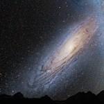 NASA-jóslat: galaxis csapódik a Tejútrendszerbe - fotó, videó