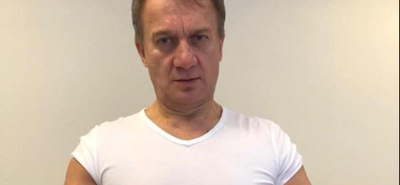 Varju László feljelent és megmutatta a véraláfutásait
