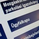 1,5 millió magyar az Ügyfélkapun