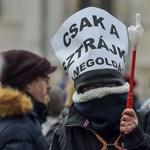 Ma dől el, lesz-e országos sztrájk