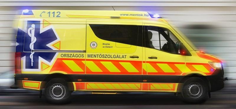 Halálra gázolt egy rakodógép egy nőt egy ajkai üzemben