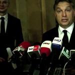 Így tért ki Orbán a felelősség kérdése elől - videó