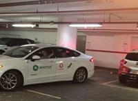 Ha utál parkolóhelyet keresni, ezt az újítást szeretni fogja