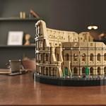 A római Colosseumot lehet megépíteni a Lego eddigi legnagyobb készletéből