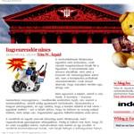 W blog: ingyenebéd fülkeforradalom után sincs