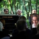 Eltemették Kerényi Imrét