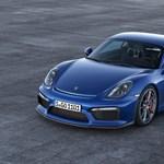Kisautó nagy motorral. Lehet majd szeretni az új Porsche Cayman GT4-et