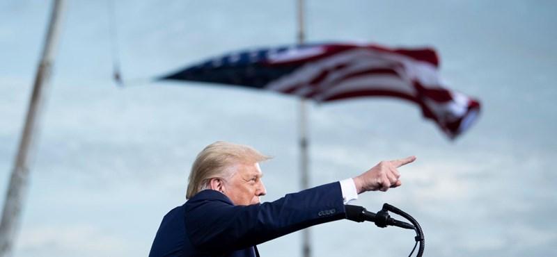 Trump: Soha nem adom fel a küzdelmet