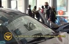 Európai topszökevényeket fogott a rendőrség és a TEK
