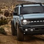 Közel negyed évszázad után visszatért a Ford Bronco
