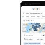 Új funkció a Google Térképen: könnyebben találhatnak szállást az orvosok, ápolók