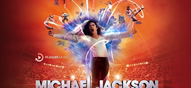 Novemberben új Michael Jackson-lemez jön a Cirque du Soleil közreműködésével