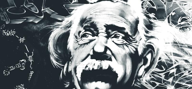 """Ez történt: indiai tudósok kétségbe vonták Einstein """"bizonyítványát"""""""