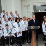 Donald Trumpnak sikerült vérig sértenie a paralimpikonokat