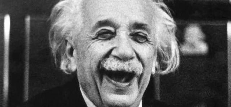 Einstein 2 mondatban leírta, szerinte mi a boldogság titka –most valaki 415 milliót fizetett a kézzel írt eszmefuttatásért