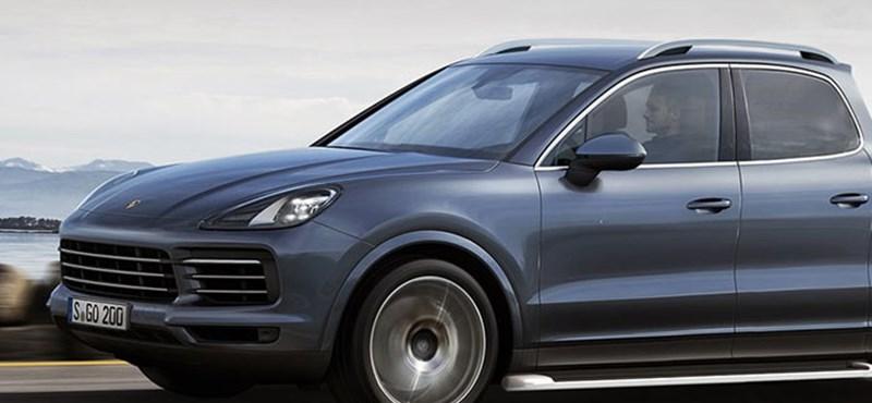Egy magyar dizájner megálmodta, milyen lenne egy platós Porsche