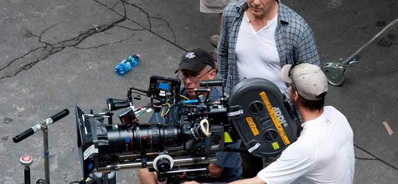Baleset történt Bruce Willis budapesti forgatásán