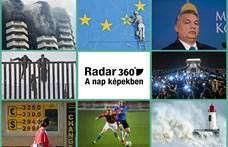 Radar360: Karácsonyt zsarolhatták, jönnek a konténerbörtönök