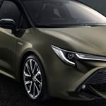 Dízelgyilkos: íme az új Toyota Auris, ami kétféle hibrid változatban is támad