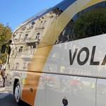 Megszűnt a 30 százalékos telítettségi korlátozás a Volánbusznál