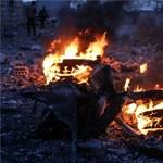 Szíriai lázadók lőttek ki rakétával egy orosz gépet – durva fotók 18+