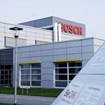 Meg sem kottyan a Boschnak a válság
