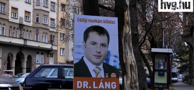 Kampányfinis: törvénysértéssel vádolja a II. kerületi Fideszt az LMP
