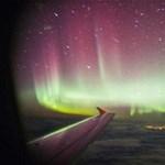 Csodát látott, aki szombaton ezen a repülőn ült – fotó