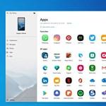 Úgy tűnik, androidos alkalmazások is telepíthetők lesznek a Windows 10-re