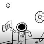 Ingyenes színezőket tölthet le a NASA weboldaláról