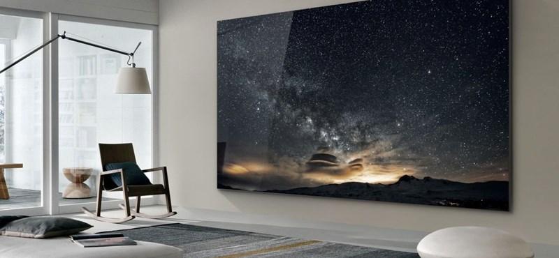 Megjött a Samsung új tévéje – és azt mondják, ez már a jövő