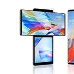 Hivatalos az LG Wing, a különleges, szárnyas telefon