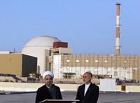 Leáll Irán egyetlen atomerőműve, baleset történhetett