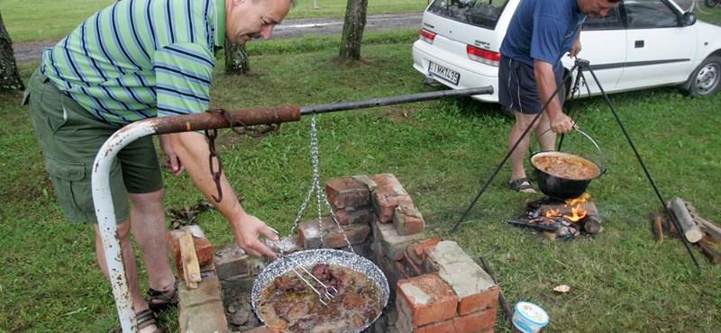 Grillező készítése házilag 8 ezer forintból