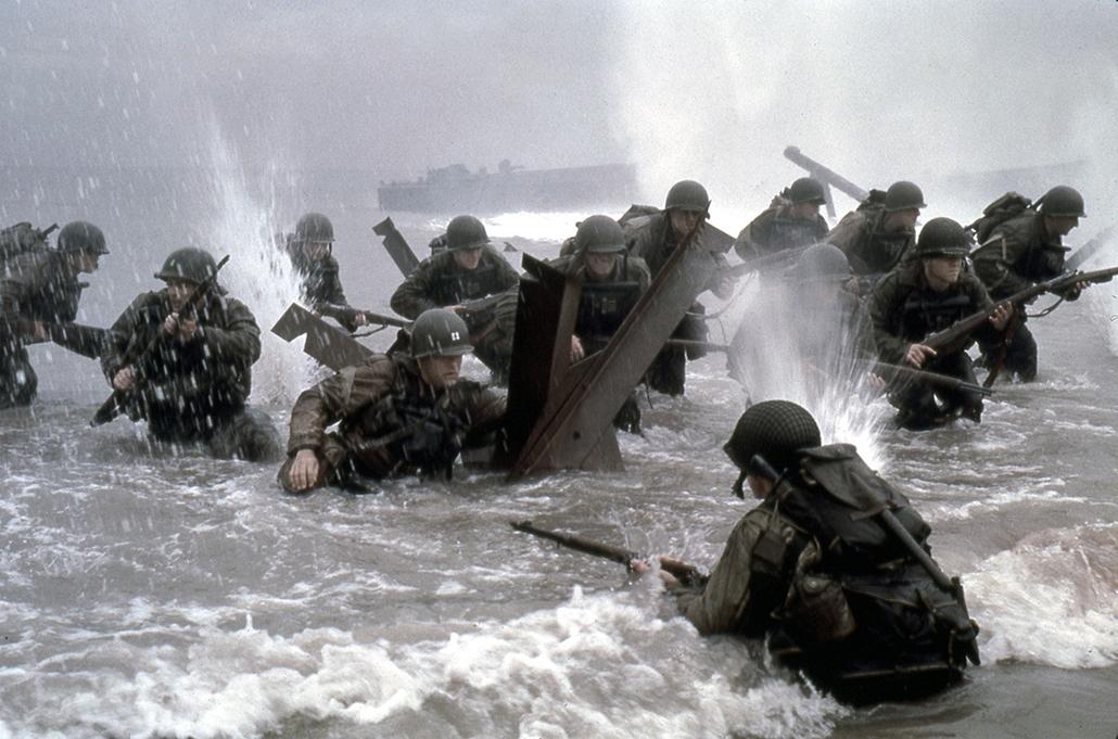 Ryan közlegény megmentése, Steven Spielberg