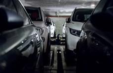 Budán már egy nyaraló árába kerül egy garázs