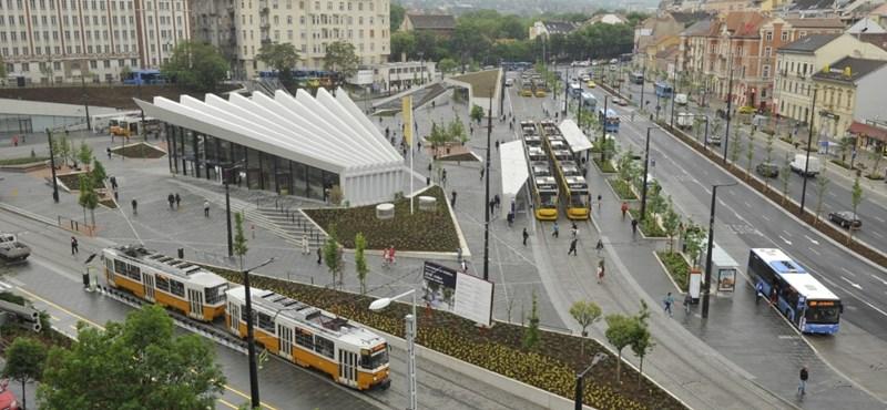 Ezt nem fogja elhinni: elkészült a Széll Kálmán tér (majdnem) - fotók