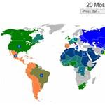 Ezeket a nyelveket beszélik a legtöbben: zseniális, párperces teszt
