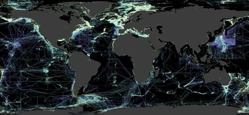 Kevesebbet tudunk a földi óceánok mélyéről, mint a Mars felszínéről