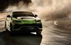 Versenyautó készült a Lamborghini 650 lóerős divatterepjárójából