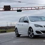 Peugeot 308 GT-teszt: ha apa beindul