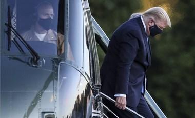 Meghackelték Trump hivatalos kampányoldalát