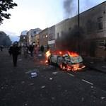 Zavargások Angliában - videókkal