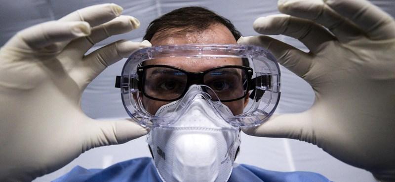 Az EU orvosi felszerelésekből álló tartalékkészletet hoz létre